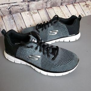 Sketchers Dual Lite Dry Foam Sneakers Size 7